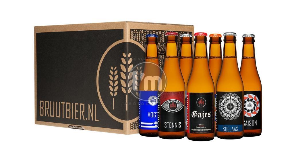 packshot verpakking bierflesjes voorbeeld van productfotograaf bier
